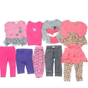18 Month Baby Girl Clothing Lot - Great Condition